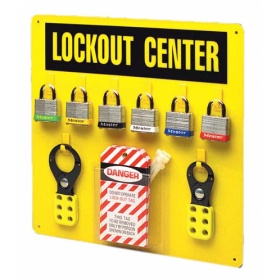 LOCKOUT TAGOUT 11