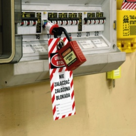 LOCKOUT TAGOUT 6