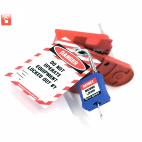 LOCKOUT TAGOUT 7